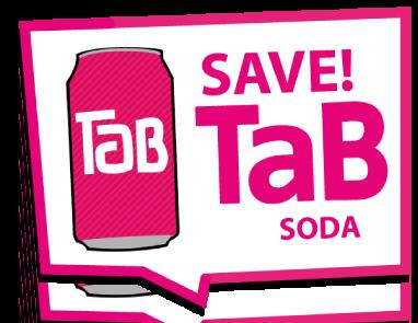SaveTaBSoda Logo